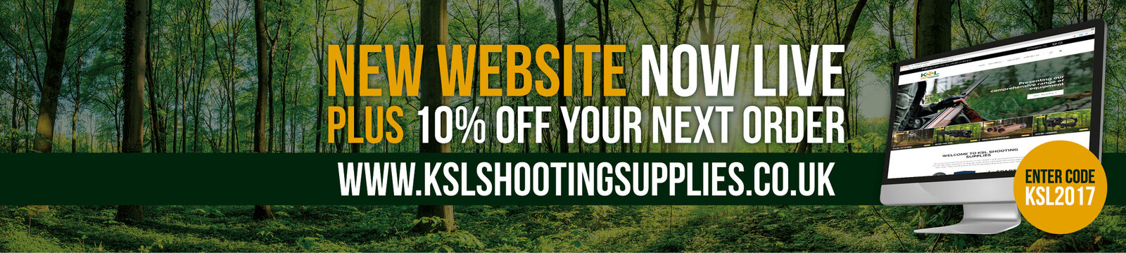 KSL SHOOTING SUPPLIES