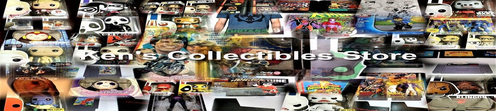 Ken's Collectibles Store