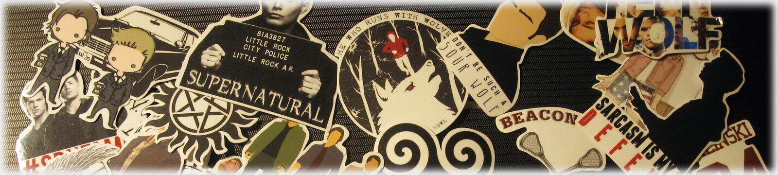 Fandomia Stickers