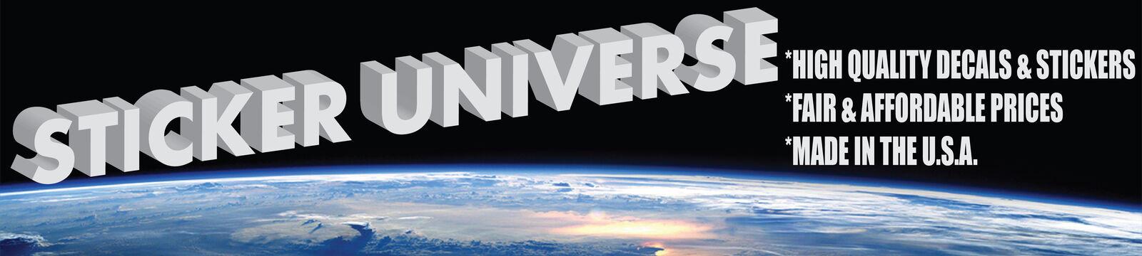 Sticker Universe