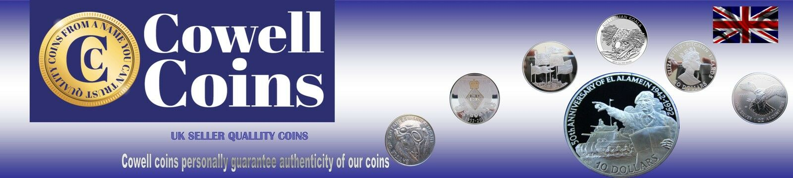 Cowell-coins