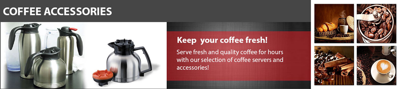 coffee accessories store
