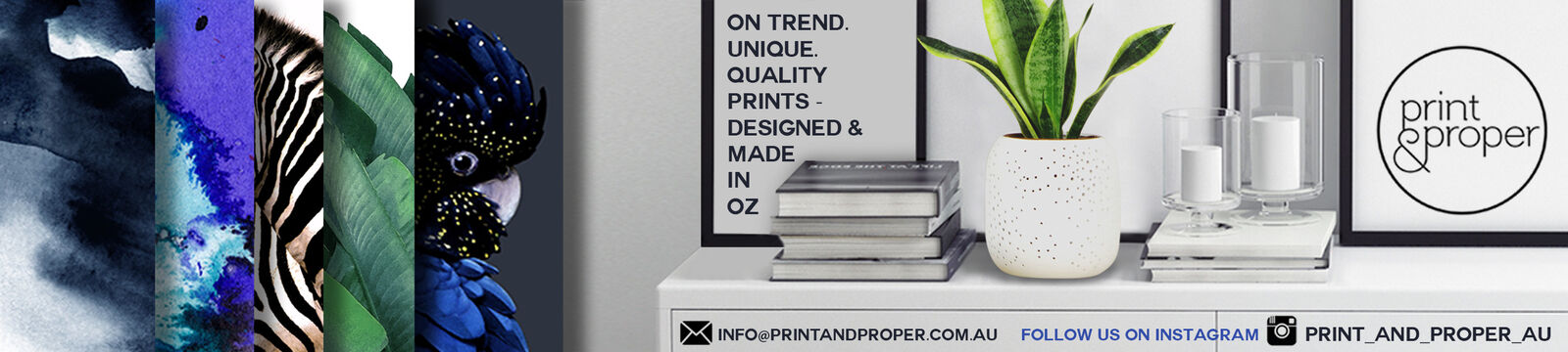 print and proper