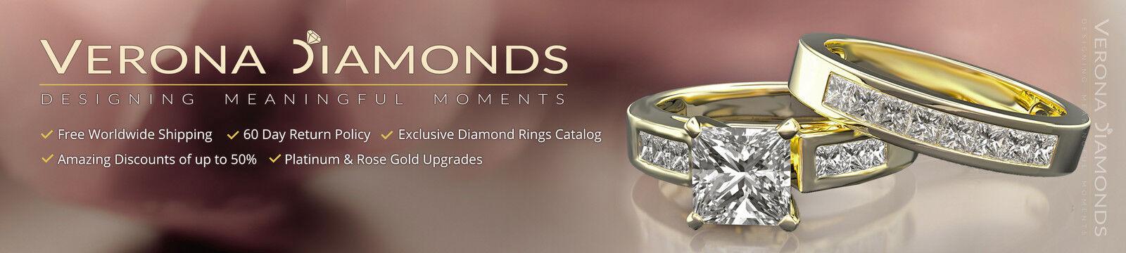 Items in Verona Diamonds store on eBay