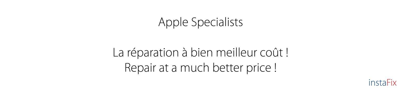 instafix Apple Specialists