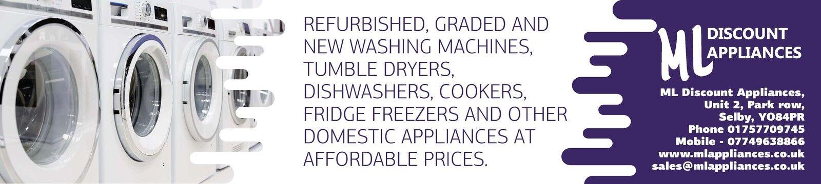 ML Discount Appliances