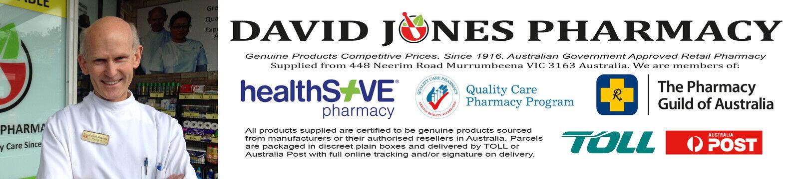 David Jones Pharmacy Australia