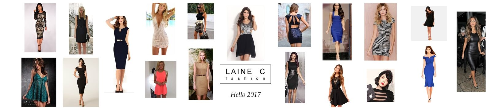 LAINE Clubbing fashion