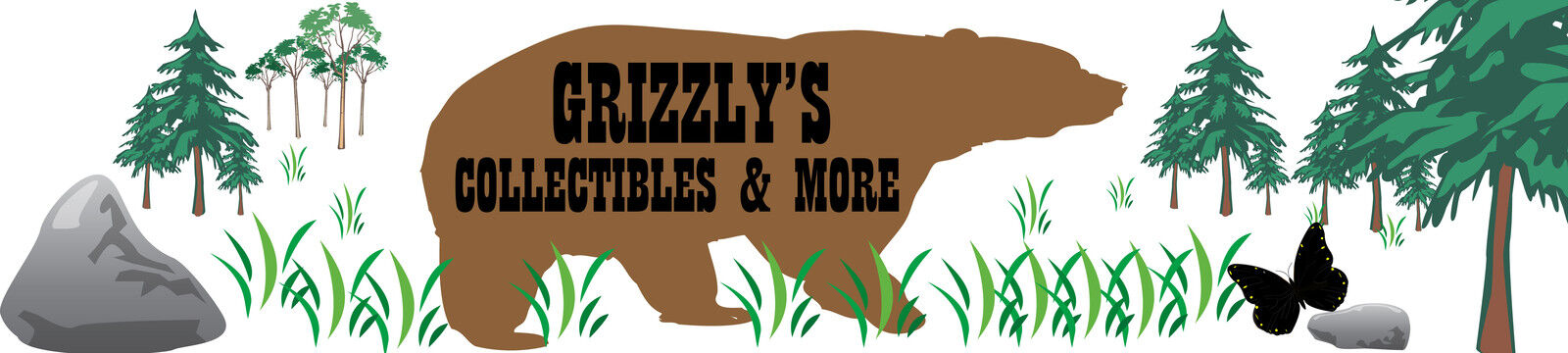 Grizzly's Collectibles & More