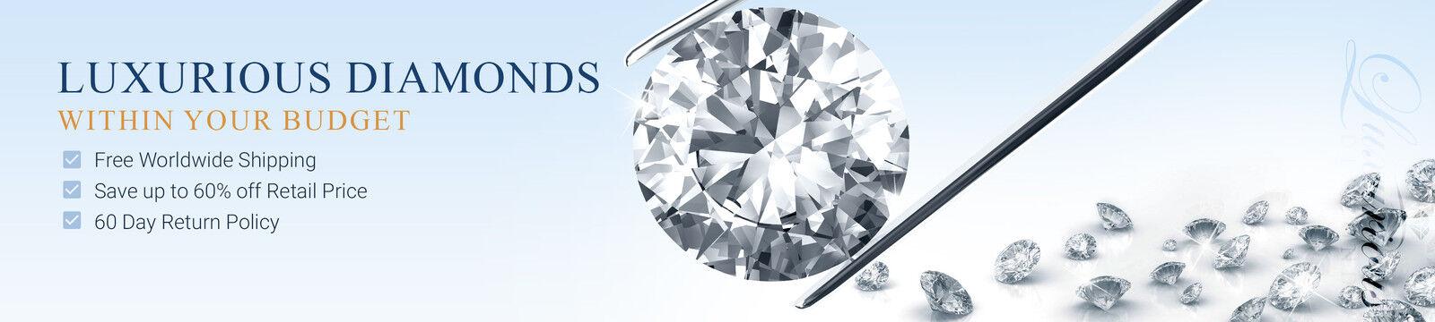 Luxurious Diamonds