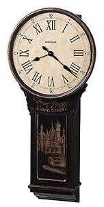 Howard Miller Bond Street 625 294 retired clock