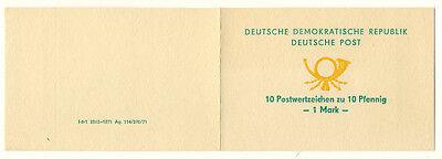 DDR xx SMHD 1aa POSTHORN - mit INHALT Mi-Nr. 1750 (385)