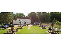 General Manager required for an idyllic country pub and restaurant in Nutfield, Surrey