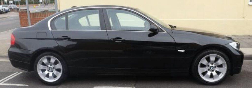BMW 320P 2006 2.0 Petrol For Breaking - CALL NOW!!!