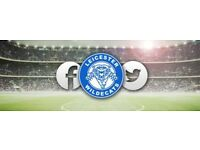 LGBT Football Team Leicester Wildecats Require Player