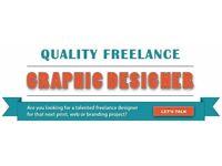Freelance Graphic Designer Digital & Print