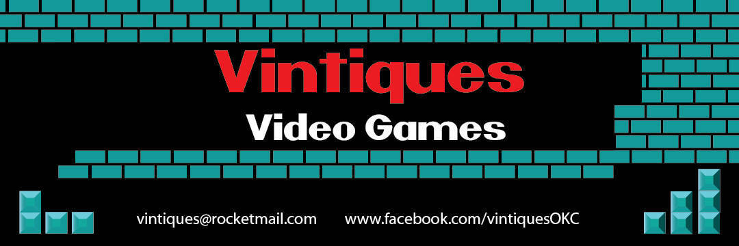 Vintiques Video Games