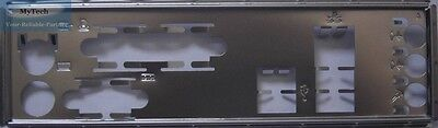 ASUS I/O IO SHIELD BLENDE P8H61/USB3, P8H61, M5A78L/USB3, P8H61 PLUS
