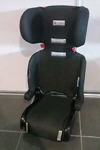 Infasecure CS6010 Foldable Kids Booster Car Seat Black Gold Coast Region Preview