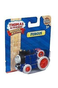 Thomas The Train Wooden Fergus Ebay