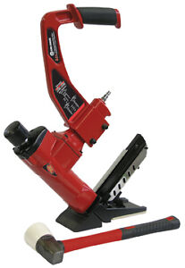 3 IN ONE FLOORING CLEAT / STAPLER NAILER