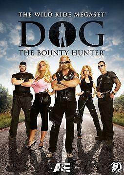dog the bounty hunter dvd ebay
