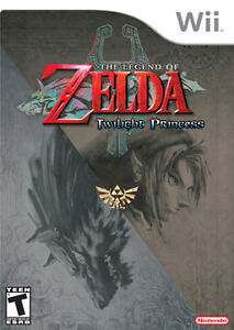 The Legend of Zelda: Twilight Princess -Original Box Art Version