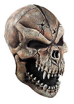 Werwolf Maske Totenkopf Skull Werwolfmaske Halloween