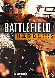 PS3 Battlefield Hardline Video Game