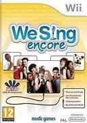 Wii Karaoke Game