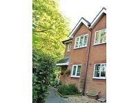 Three bedroom end house for sale in Denmead