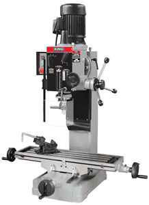 GEARHEAD MILLLING DRILLING MACHINE KC-45 SALE save over $1200.