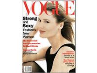 Vogue vintage magazine