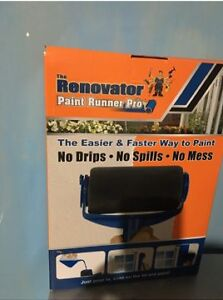 Paint Brush Roller (The Renovator Paint Runner Pro) Revesby Bankstown Area Preview
