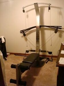 WEIDER CROSSBOW HOME GYM