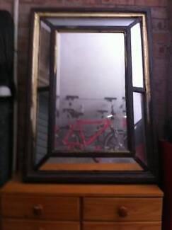 Large antique/vintage mirror