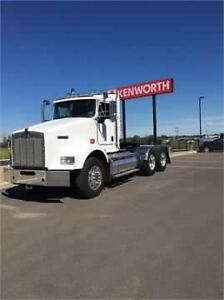 KENWORTH T-800 EDC Heavy Spec