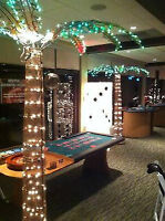 Small town NEW YEARS EVE FUN CASINO PARTIES!