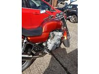 Honda CB 750 F2. Beautiful classic bike