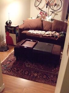 I bedroom apartment for rent - starting March 15th or April 1