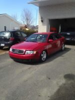 Audi a4 1.8t chipped ++++
