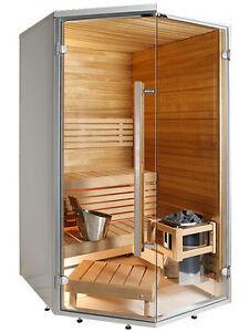 Harvia bathroom sauna
