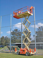 Scissor lift and boom lift training and Certification