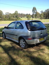 2002 Holden Barina Hatchback Clarence Town Dungog Area Preview