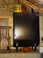 Réservoir d'huile à chauffage