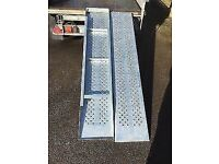 Recovery Transporter / Trailer car ramps wanted.
