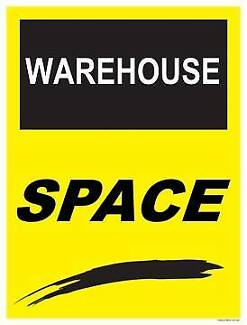 Warehouse Space - Forklift, Security, Power, Phone etc