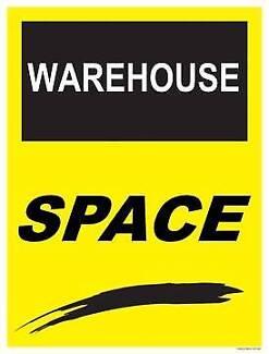 Warehouse / Storage Space - Forklift, Secure, 36sqm (75cbm)