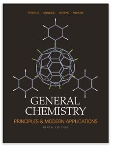 General Chemistry:Principles and Modern Applications Value Pack Peterborough Peterborough Area image 1