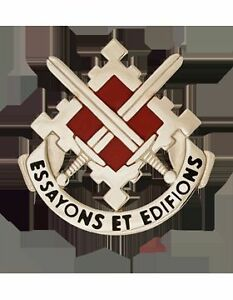 essayons unit crest Unit crest below you will find a large selection of army unit crests each unit contains the crests for the various division numbers these crests, .